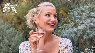 Gwyneth Paltrow & Cameron Diaz:  In Conversation | In goop Health: The Sessions