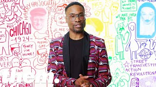 Billy Porter Gives A Brief History Of Queer Political Action | Them.