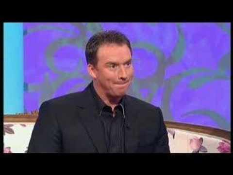 Russell Watson Interview on Paul O'Grady Show - 05/06/08 - 1/2