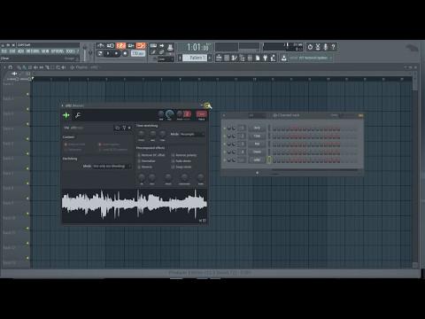 Import mp3 file in FL studio