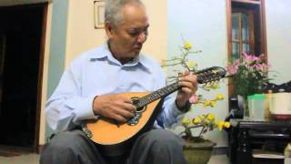 Tiếng đàn Ta lư - Cụ Trương Tước - Mandolin