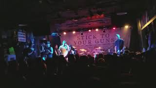Stick To Your Guns - Married to the Noise (Live) True View Tour Anaheim, CA