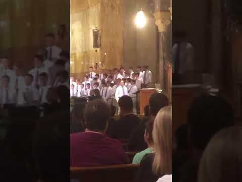 Trey's Fall Concert Solo-Elder High School-10/8/18