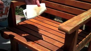 ✇ How To Treat Patio Furniture - Teak Furniture - Diy Outdoor Furniture
