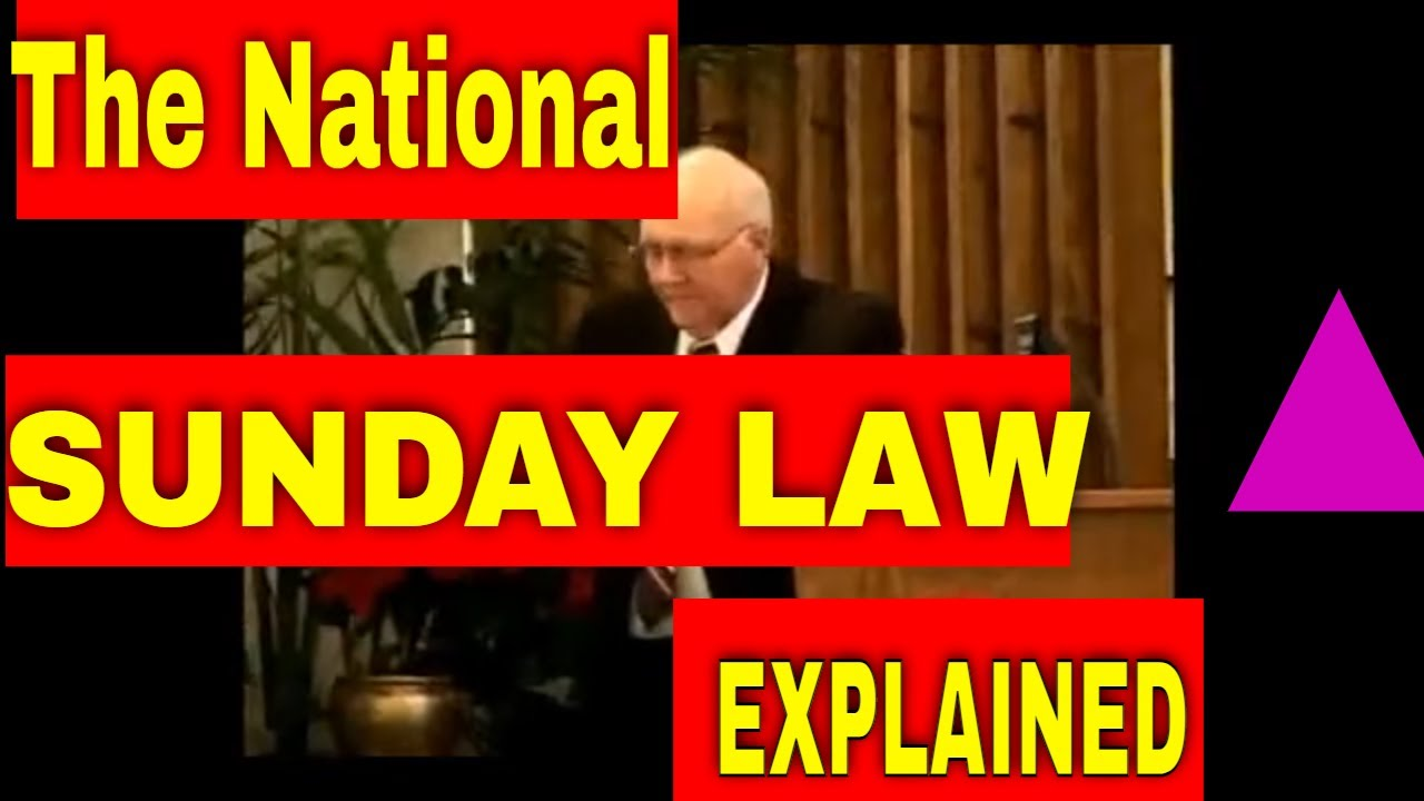 Download The National Sunday Law all you need to know