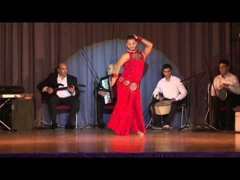 Azad Kaan Closing Gala OTF Belly Dance Festival 2015