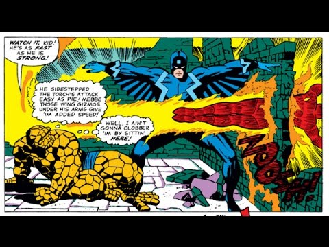 Jack Kirby: Story Teller (Jack Kirby art) Full documentary