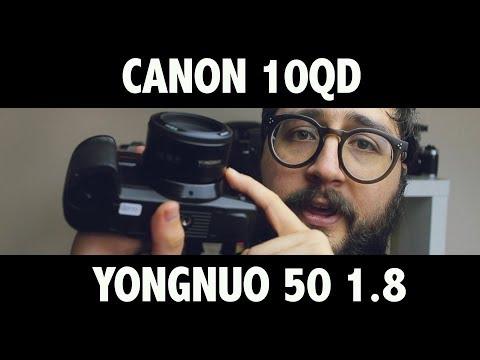 Canon 10qd and Ferrania film in Amsterdam