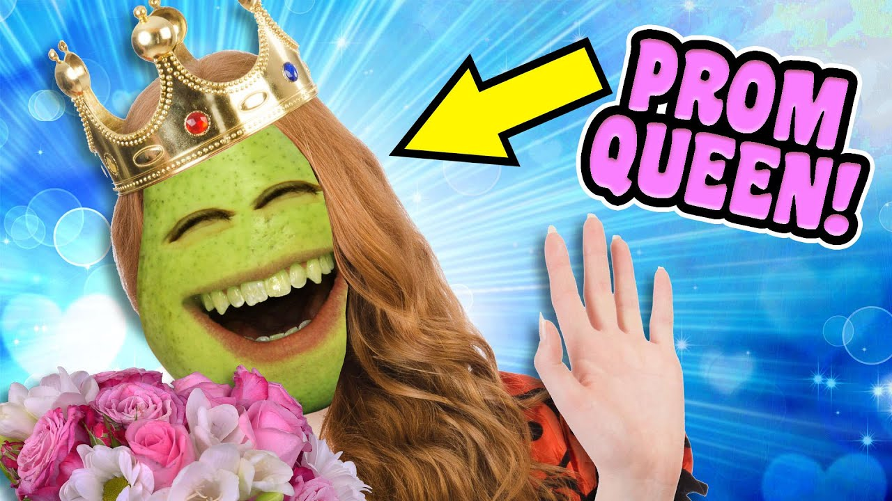 Pear is the PROM QUEEN!!! | Queen Bee