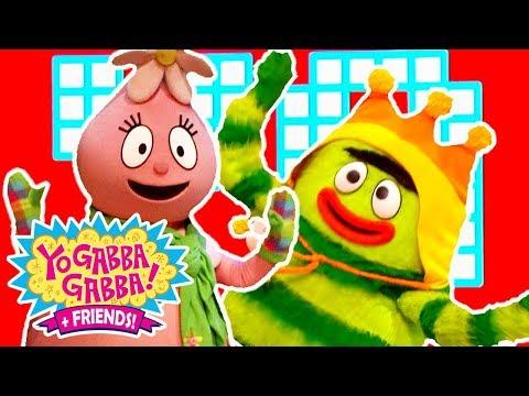 Yo Gabba Gabba! Family Fun - Just Dance Kids SPECIAL | DJ LANCE ROCK | Yo Gabba Gabba Dance Songs
