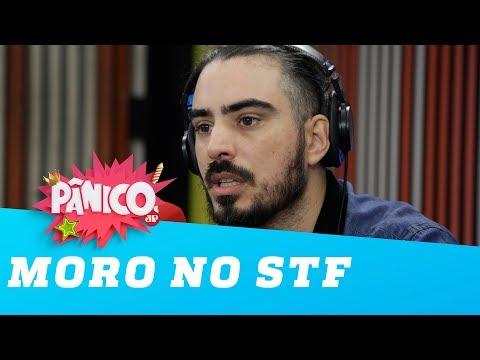 'Muita gente vai se decepcionar com Moro no STF', diz fundador do MBL