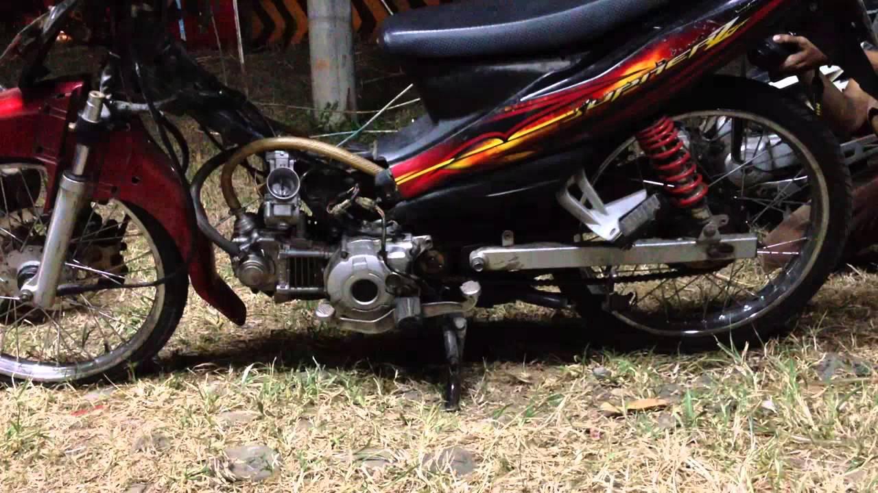 Yamaha Jupiter Z 200cc Using Koso Pwk 34mm Youtube