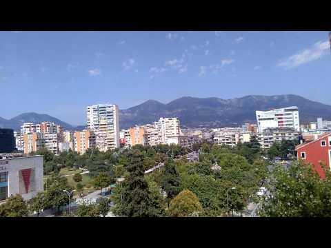 Skanderbeg Square (2), Tirana, Albania: 29/6/17