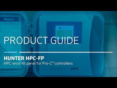 Hunter HPC-FP | HPC retro-fit panel for Pro-C controllers