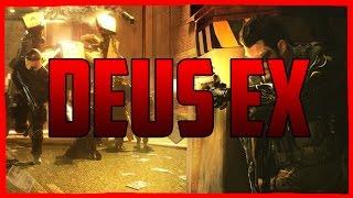 До выхода DeusEx MD осталось меньше 5 дней В честь этого я решишь освежить память себе и вам пройдя DeusEx HR Не