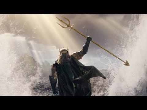 """Aquaman - :30 """"Waves"""" TV Spot"""