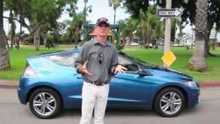 Honda CR Z Test Drive 2013