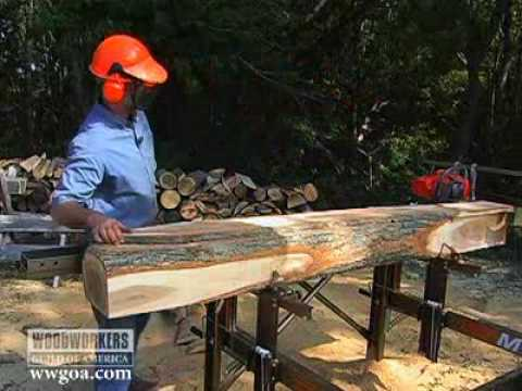 Woodworking DIY Suggestions – Methods to Aircraft Noticed Logs into Lumber