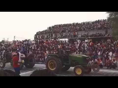 Padampur Tractor Tochan Accident || Sri Ganganagar Rajasthan || 2018