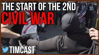 Are You Ready For The Second American Civil War?