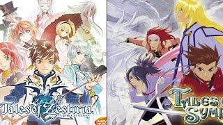 Tales of Series Coming to PC! Zestiria&Symphonia on PC!