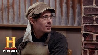 Forged in Fire: Spiked Shield Deliberation, Round 2 (S2, E4) | History