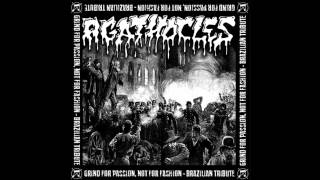 Academic Worms - Gorgonized Dorks - AGATHOCLES BRAZILIAN TRIBUTO