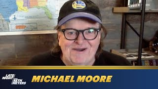 Michael Moore Thinks Trump Defeated Himself in the 2020 Election