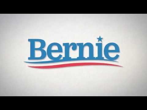 Bernie Sanders Logo Animation #1