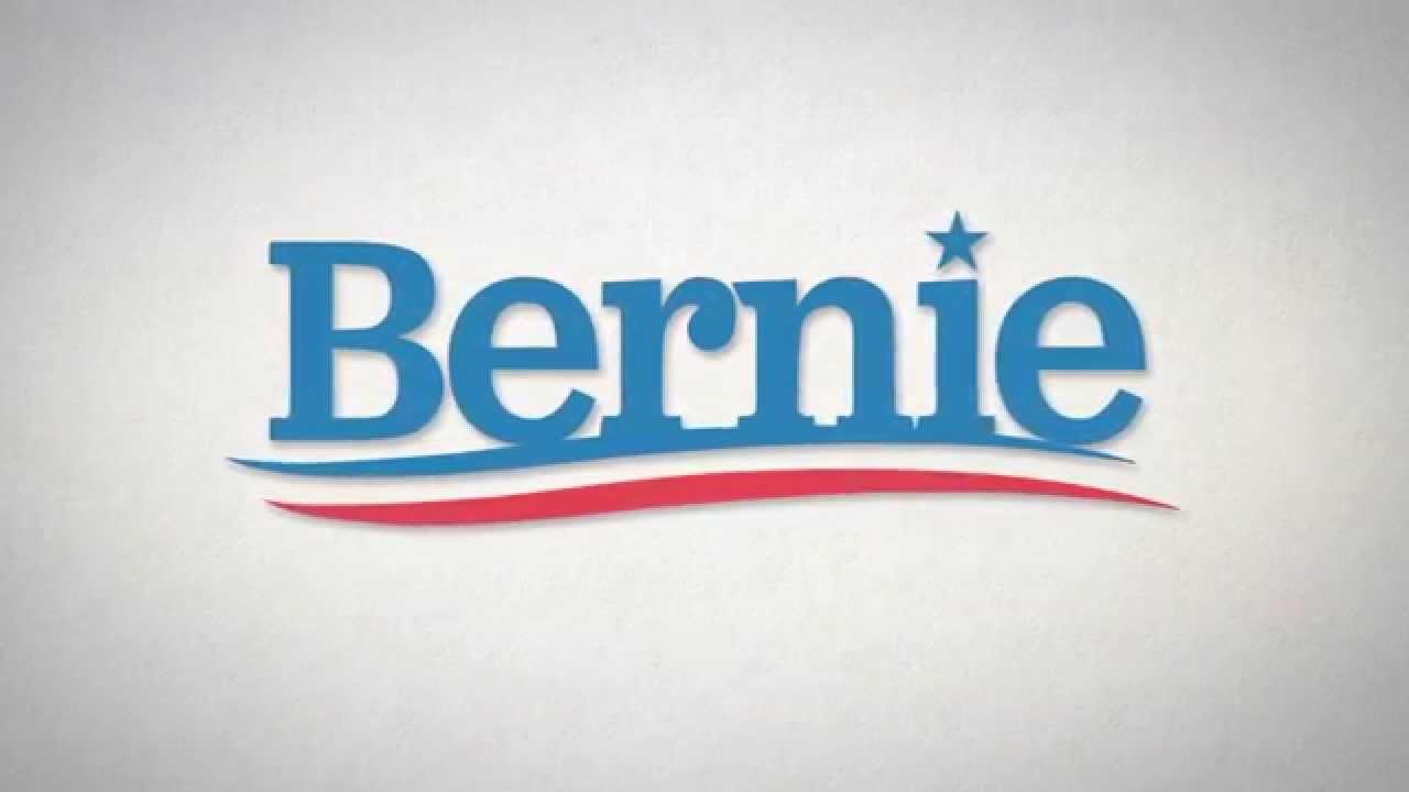 Bernie Sanders Logo Animation #1 - YouTube