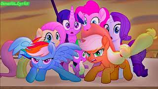 MLP The Movie Off To See The World Lyric Video