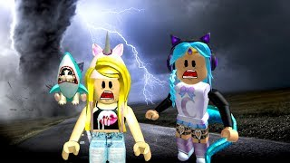 ROBLOX Survive The Disaster with Gaming Mermaid
