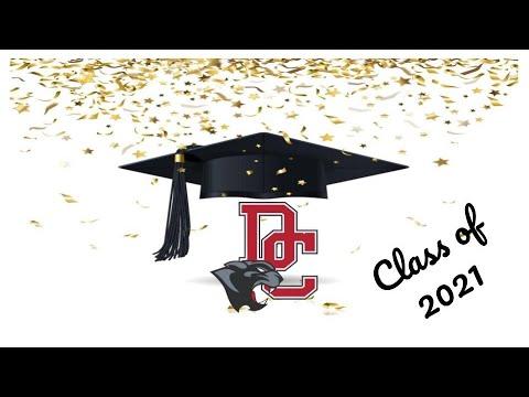 2021 Daviess County High School Graduation