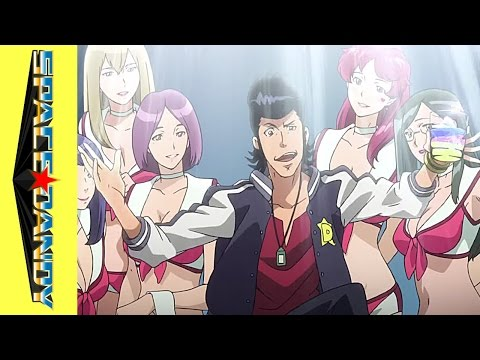 Space Dandy - Promotional Video