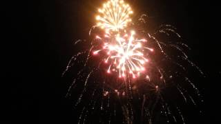 Cheyenne wyoming 4th of july 2014 fire works JLH