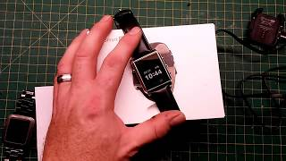 Is the eink SmartPal G1 Smart Watch good enough to replace the pebble?