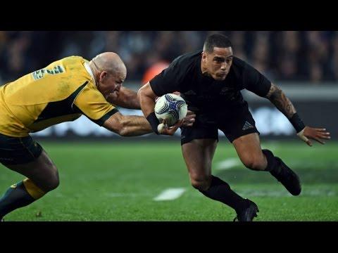 Rugby Union - Scrum half highlights
