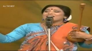 Tulika Gangadhar   Dekhechi Rupsagore Moner Manush kacha sona   Folk Song 1280x720