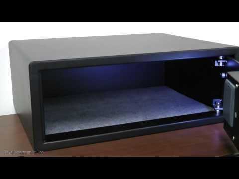 Royal Sovereign Digital Laptop & Hotel Safe
