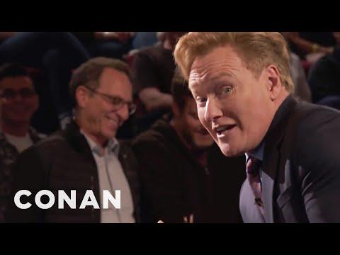 Conan: Robert De Niro Banned Trump From All His McDonald's   CONAN on TBS
