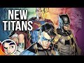 """Titans New Team """"World On Fire"""" - Complete Story"""