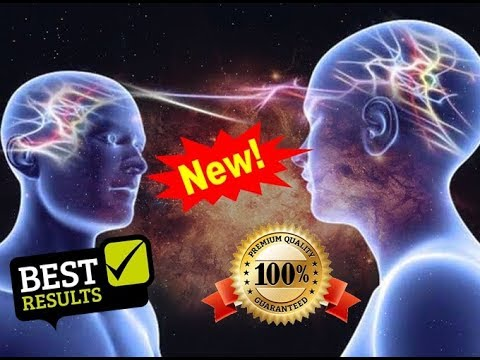 Extremely Powerful Telepathy Frequency - Extended Version - Learn Telepathy!
