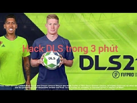 hack coin dream league soccer trên android - Hack Dream League Soccer 2021 chỉ trong 3 phút