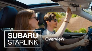 homepage tile video photo for Subaru Technology Features (SUBARU STARLINK)