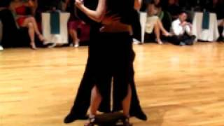 Horacio Godoy Y Laura Zaracho , Nov 2010 Grand Milonga Performance 2 @ Hong Kong Tango Festival