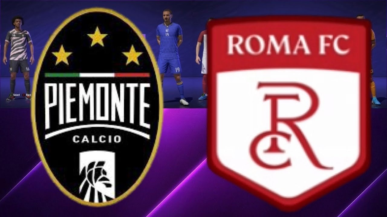 FIFA 21 PIEMONTE CALCIO AND ROMA FC *OFFICIAL LEAKS* [THIS TIME IT'S  LEGAL...] - YouTube