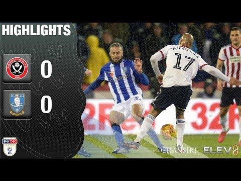 Sheffield United 0 Sheffield Wednesday 0 | Extended highlights | 2018/19