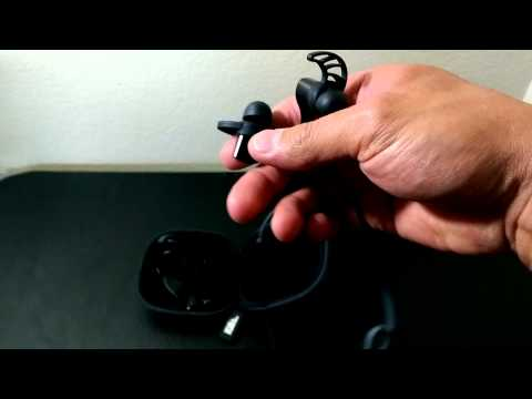 Final thoughts on the Inertia Bluetooth in-ear ear buds by FSL