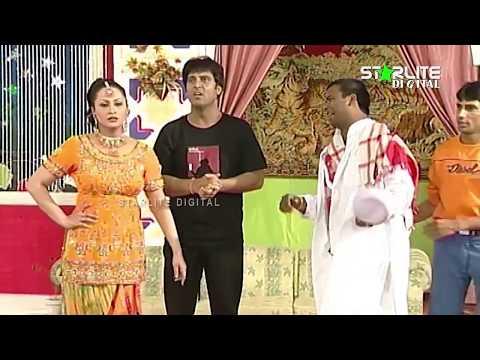 Tahir Anjum, Nargis and Sakhawat Naz New Pakistani Stage Drama Full Comedy Clip | Pk Mast