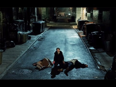 Gotham 1x01- La muerte de Thomas y Martha Wayne (Español Latino)